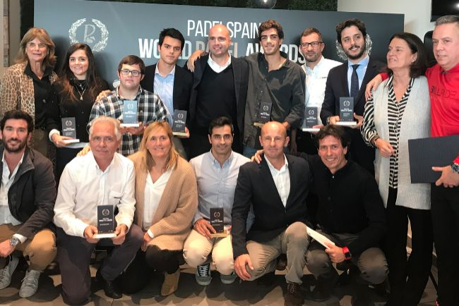 5ª Gala de los PadelSpain World Padel Awards